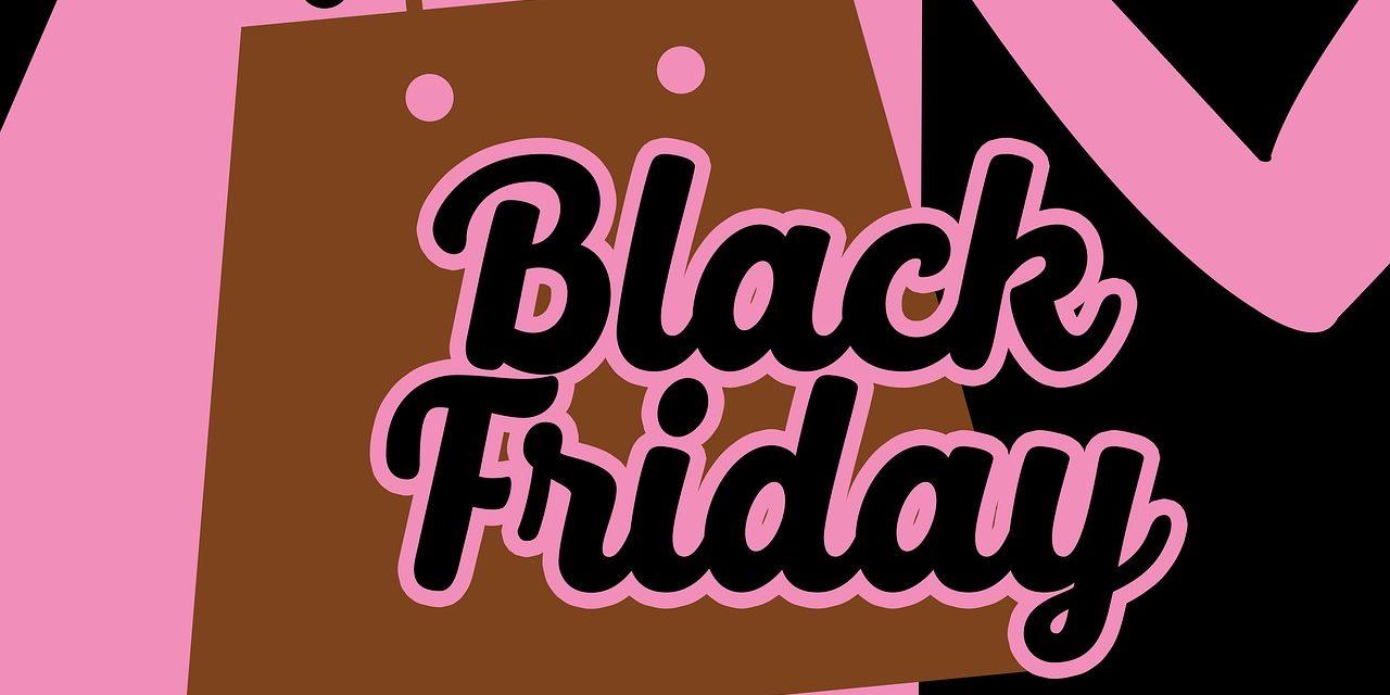 Kdy je Black Friday
