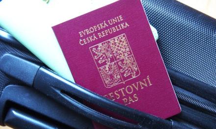 Jak si vyřídit cestovní pas?