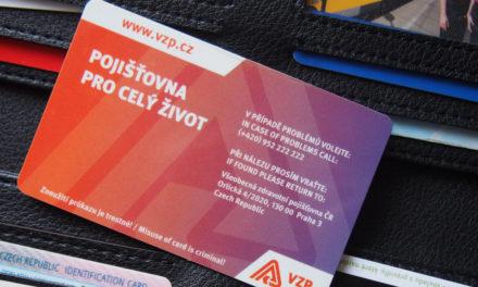 Co dělat, když ztratíte kartičku zdravotní pojišťovny